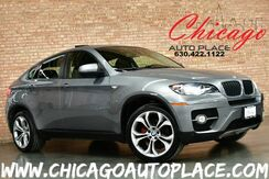 2011_BMW_X6_35i xDrive - ALL WHEEL DRIVE 3.0L 300HP INLINE 6-CYL ENGINE SPORT PACKAGE FRONT + REAR PARKING SENSORS BLACK LEATHER HEATED SEATS SUNROOF BLUETOOTH XENONS_ Bensenville IL