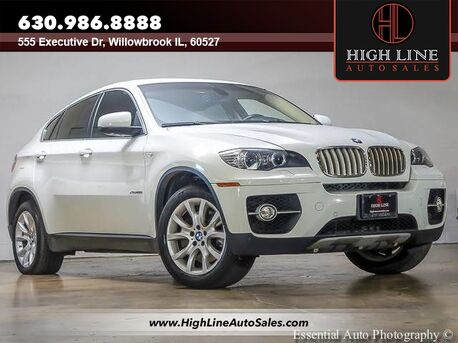 2011_BMW_X6_50i_ Willowbrook IL