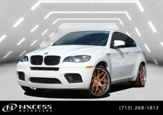 BMW X6 M MSRP 102K Airbag Suspension Exhaust System Too Many Extras  2011