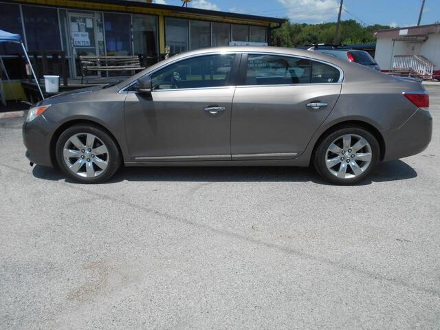 2011 BUICK LACROSSE  Houston TX