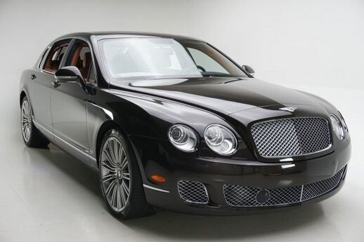 2011 Bentley Continental Flying Spur Speed Hickory NC