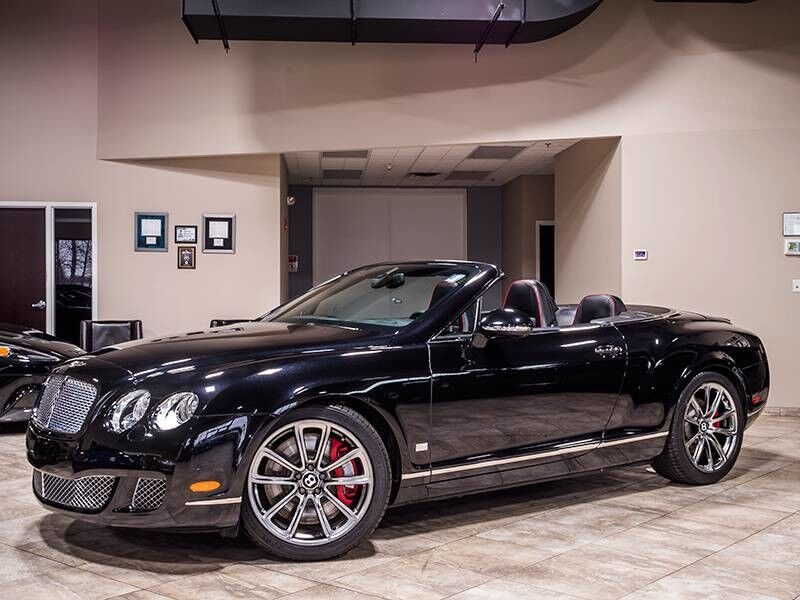 2011_Bentley_Continental GT Speed 80-11 Limited Edition_2dr Convertible_ Chicago IL