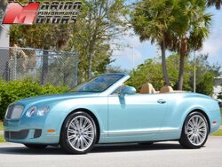 Bentley Continental GT Speed 2011