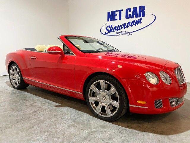 2011 Bentley Continental GTC  Houston TX
