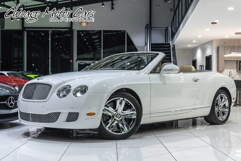 Vehicle Details 2011 Bentley Continental Gtc At Chicago Motor Cars