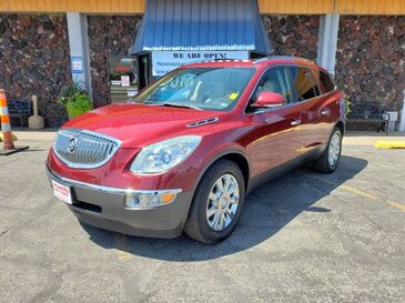 2011_Buick_Enclave_CXL-1 AWD_ Saint Joseph MO