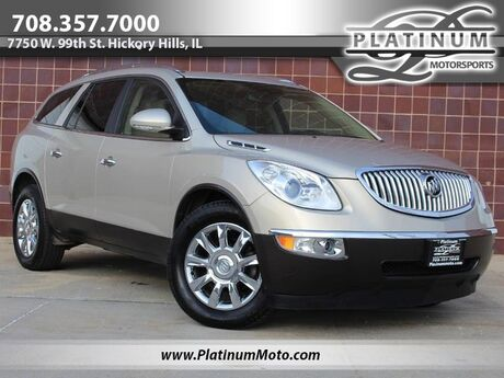 2011 Buick Enclave CXL-2 1 Owner Navigation Rear TV Pano Roof Hickory Hills IL