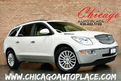 2011_Buick_Enclave_CXL-AWD -1 OWNER ALL WHEEL DRIVE TAN LEATHER HEATED SEATS PANORAMIC ROOF POWER LIFTGATE BLUETOOTH XENONS PREMIUM ALLOYS_ Bensenville IL