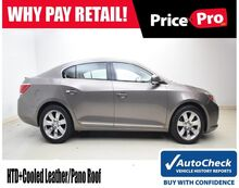 2011_Buick_LaCrosse_CXS V6 w/Pano Sunroof_ Maumee OH