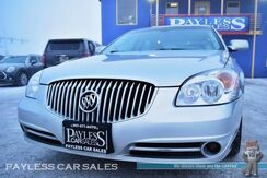 2011_Buick_Lucerne_CXL / Automatic / Power & Heated Leather Seats / Heated Steering Wheel / Aux Input / Cruise Control / 27 MPG_ Anchorage AK