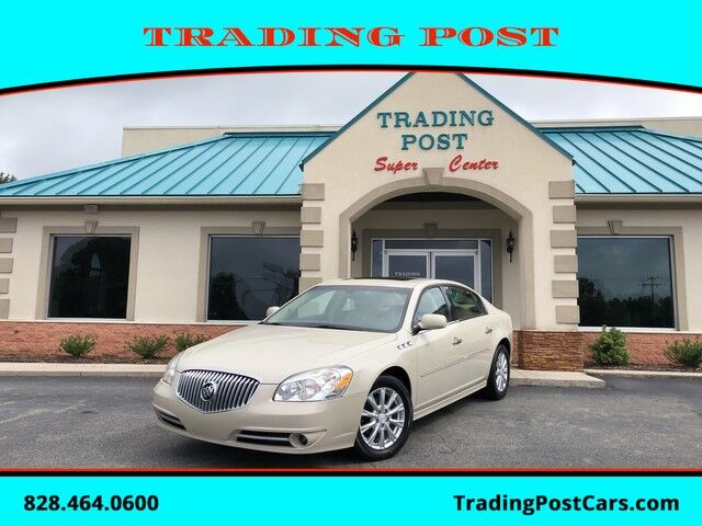 2011_Buick_Lucerne_CXL_ Conover NC
