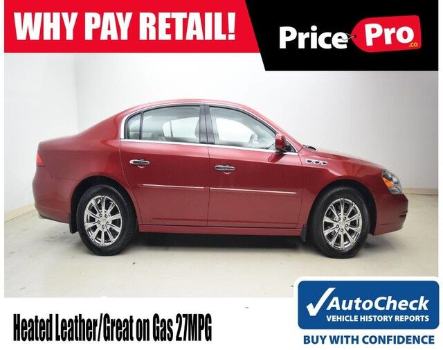 2011 Buick Lucerne CXL Premium 3.9L V6 Maumee OH