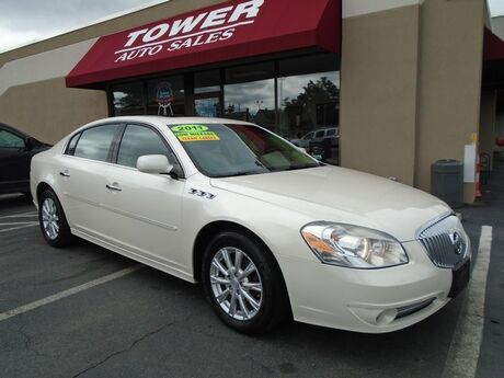 2011 Buick Lucerne CXL Schenectady NY