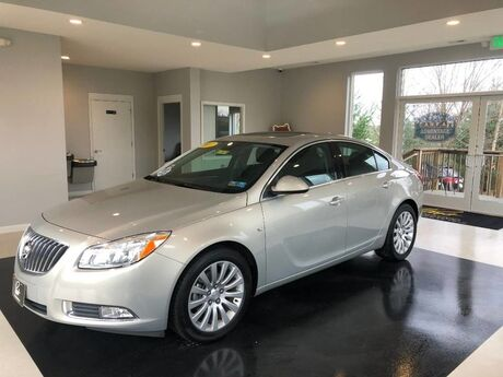 2011 Buick Regal CXL Ecotec One Owner Leather Manchester MD