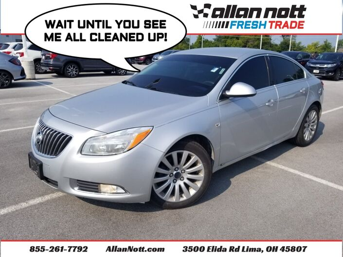 2011 Buick Regal CXL Lima OH