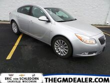 2011_Buick_Regal_CXL RL3 w/HtdLthr_ Milwaukee WI