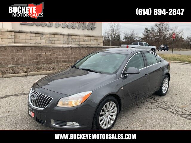 2011 Buick Regal CXL RL4 Columbus OH