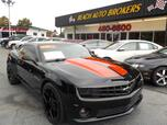 2011 CHEVROLET CAMARO 2 SS,BUYBACK GUARANTEE, WARRANTY, LEATHER, SUNROOF, HEATED SEATS, ONSTAR, LOW MILES, MUST SEE!!!!!!