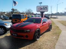 2011_CHEVROLET_CAMERO_BUYBACK GUARANTEE, WARRANTY, CUSTOM SS RIMS, CD PLAYER, BLUETOOTH, ONSTAR, BEAUTIFUL!!_ Virginia Beach VA
