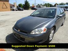 2011_CHEVROLET_IMPALA LT__ Bay City MI