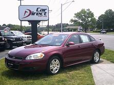 CHEVROLET IMPALA LT, AUTOCHECK CERTIFIED, LEATHER,REMOTE START, SUNROOF, REAR SPOILER,  ONLY 86K MILES!!! 2011