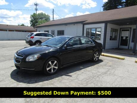 2011 CHEVROLET MALIBU 1LT  Bay City MI