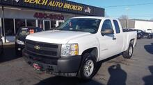 2011_CHEVROLET_SILVERADO_1500 EXTENDED CAB, CARFAX CERTIFIED, SATELLITE, BLUETOOTH, BEDLINER, TOW PACKAGE, READY TO WORK!!_ Norfolk VA
