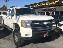 2011_CHEVROLET_SILVERADO_1500 LT 4X4,BUYBACK GUARANTEE, WARRANTY, LEATHER, SAT RADIO, REMOTE START, BED LINER, LOW MILES!_ Norfolk VA