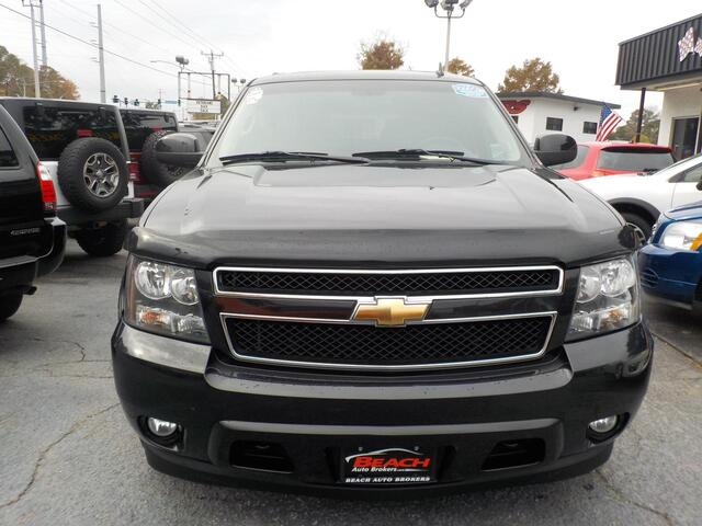 2011 CHEVROLET SUBURBAN 1500 LT 4X4, BUYBACK GUARANTEE, WARRANTY, LEATHER, 3RD ROW, FULLY LOADED, ONLY 1 OWNER, GORGEOUS!!!! Norfolk VA