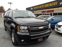 2011_CHEVROLET_SUBURBAN_1500 LT 4X4, BUYBACK GUARANTEE, WARRANTY, LEATHER, 3RD ROW, FULLY LOADED, ONLY 1 OWNER, GORGEOUS!!!!_ Norfolk VA