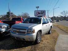 2011_CHEVROLET_SUBURBAN_LTZ 4X4, BUY BACK GUARANTEE AND WARRANTY, NAVI, 3RD ROW, CAPTAIN CHAIRS, TOW PKG, FULLY LOADED!!_ Virginia Beach VA