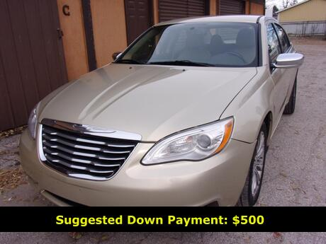 2011 CHRYSLER 200 LIMITED  Bay City MI