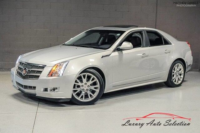 2011_Cadillac_CTS 4 Premium_4dr Sedan_ Chicago IL