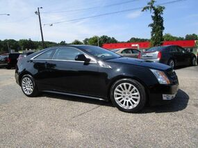 Cadillac CTS Coupe Performance AWD 2011