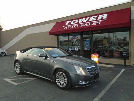 2011 Cadillac CTS Coupe Performance Schenectady NY