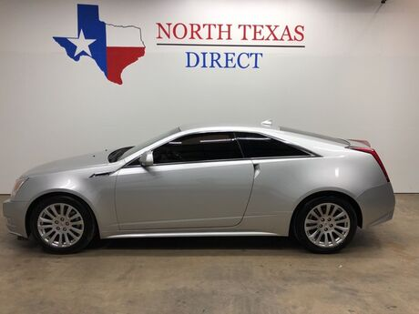 2011 Cadillac CTS Coupe Performance and Technology Package Heated & Cooled Seats Mansfield TX