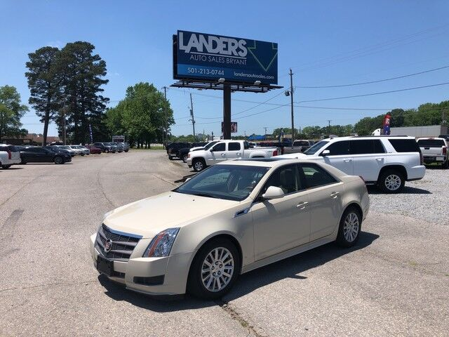 2011 Cadillac CTS Sedan Luxury Bryant AR