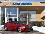 2011 Cadillac CTS-V Coupe Nav Sunroof MSRP $66,345