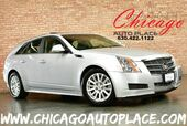 2011 Cadillac CTS Wagon Luxury - 3.0L V6 VVT ENGINE ALL WHEEL DRIVE NAVIGATION BACKUP CAMERA PANO ROOF GRAY LEATHER HEATED SEATS BOSE AUDIO