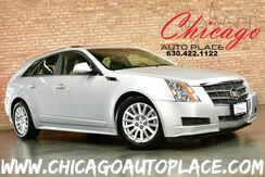 2011_Cadillac_CTS Wagon_Luxury - 3.0L V6 VVT ENGINE ALL WHEEL DRIVE NAVIGATION BACKUP CAMERA PANO ROOF GRAY LEATHER HEATED SEATS BOSE AUDIO_ Bensenville IL