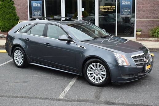 2011 Cadillac CTS Wagon Luxury AWD Easton PA