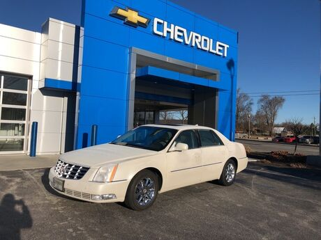 2011 Cadillac DTS Luxury Collection Rochester IN