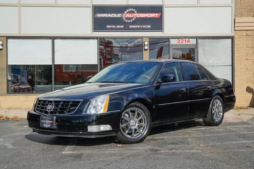 2011 Cadillac DTS Platinum Collection Hamilton NJ