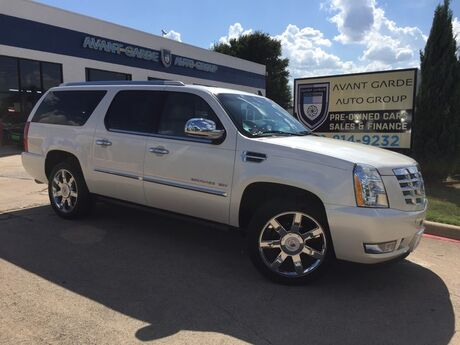2011 Cadillac Escalade AWD ESV Premium NAVIGATION, REAR VIEW CAMERA PARKING SENSORS, HEATED/COOLED LEATHER, POWER RUNNING BOARDS, REAR ENTERTAINMENT SYSTEM, GREAT COLOR COMBO!!! LOADED!!! ONE LOCAL OWNER!!! Plano TX