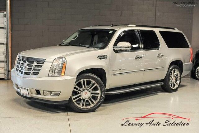 2011_Cadillac_Escalade ESV Luxury_4dr SUV_ Chicago IL