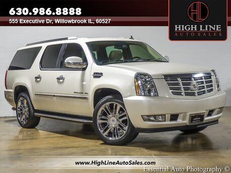 2011_Cadillac_Escalade ESV_Luxury_ Willowbrook IL