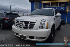 2011_Cadillac_Escalade EXT_Premium / AWD / Heated & Cooled Leather Seats / Heated Steering Wheel / Navigation / Sunroof / Rear Entertainment / Auto Start / Back Up Camera / Tonneau Cover / Power Running Boards / Bed Liner / Tow Pkg_ Anchorage AK