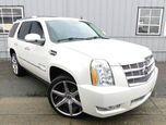 2011 Cadillac Escalade Platinum Edition