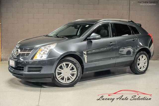 2011_Cadillac_SRX AWD Luxury Collection_4dr SUV_ Chicago IL