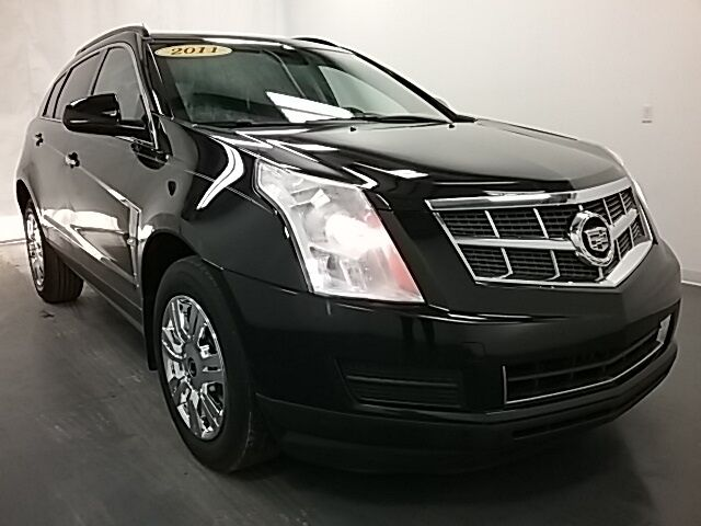 Vehicle details 2011 cadillac srx at crown chrysler for Crown motors jeep holland